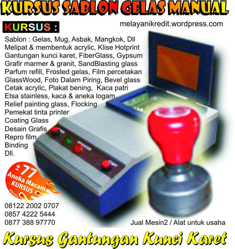Kursus Acrylic Gratis Mesin Alat Melipat Amp Membentuk